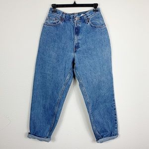 Vintage 90s Levi's 550 Relaxed Tapered Jeans 28